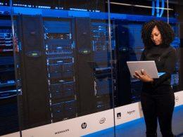 Cloud Server Working